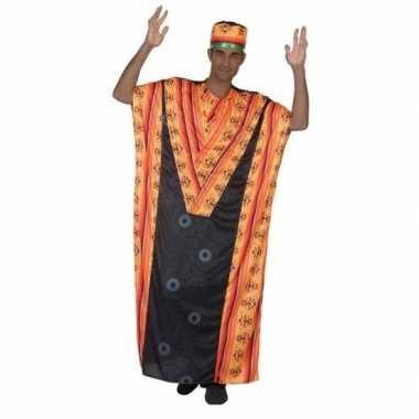 Afrikaans kaftan carnavalspak/set heren