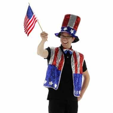 Amerika carnavalspak
