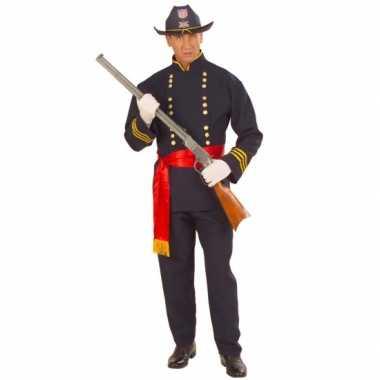 Amerikaanse generaal carnavalspak