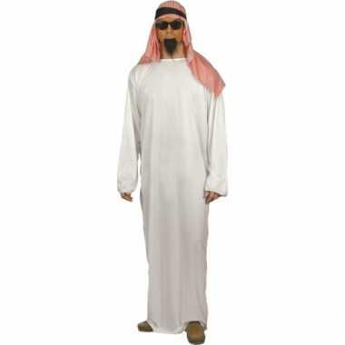 Arabische olie sjeik carnavalspak