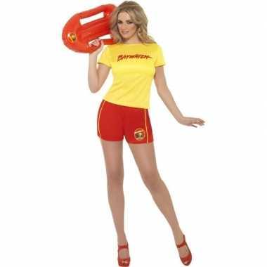 Baywatch carnavalspak dames