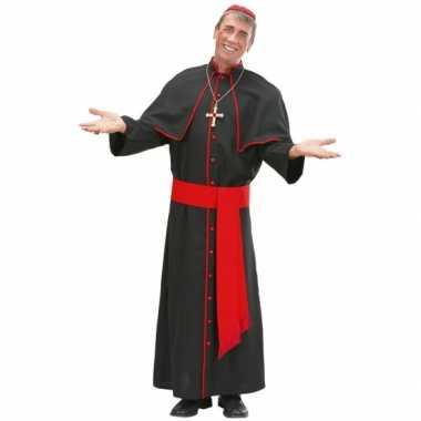 Bisschoppen carnavalspak mannen