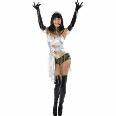 Bodyguard dames carnavalspak compleet
