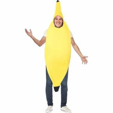 Carnaval bananenpak volwassenen