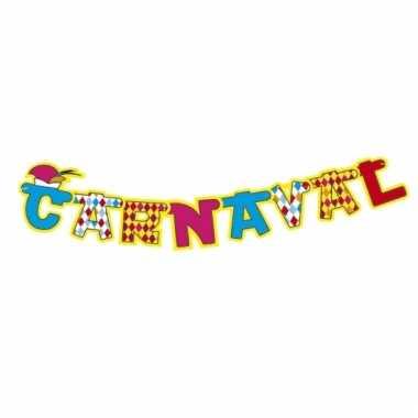 Carnaval letterslingers