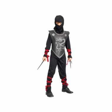 Carnaval ninja pak kinderen