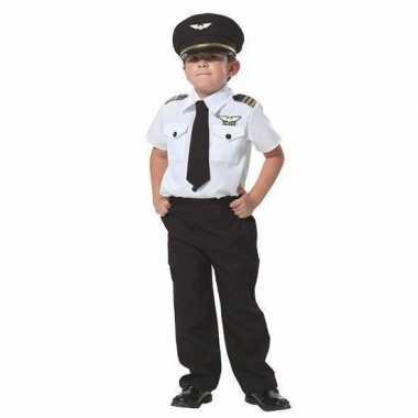 Carnaval piloten pak jongens