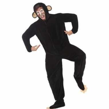 Carnavalspak aap/chimpansee volwassenen