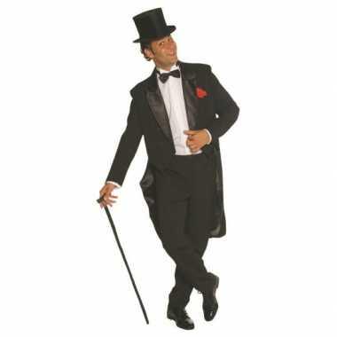 Carnavalspak cabaret jas broek
