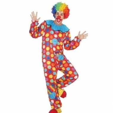 Carnavalspak clown heren