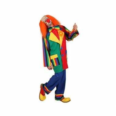 Carnavalspak clowns carnavalspak