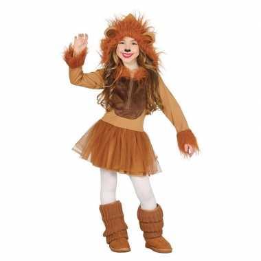 Carnavalspak leeuw carnavalspak meisjes