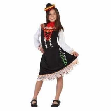 Carnavalspak mariachi meisje
