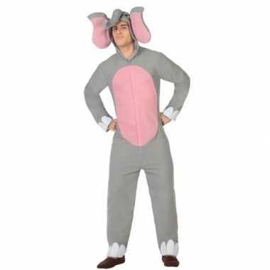Carnavalspak olifant volwassenen