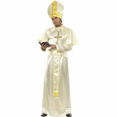 Carnavalspak Paus