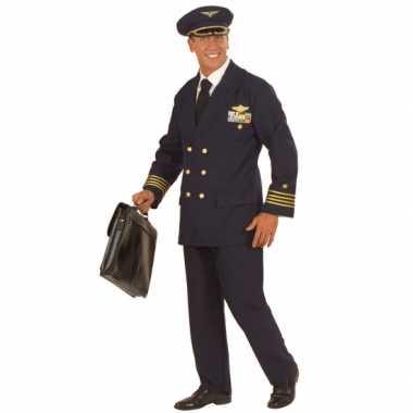 Carnavalspak pilotenpak heren