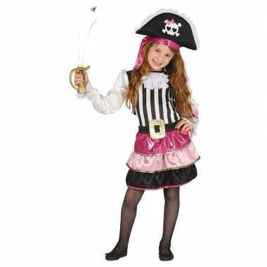 Carnavalspak piraten meisje