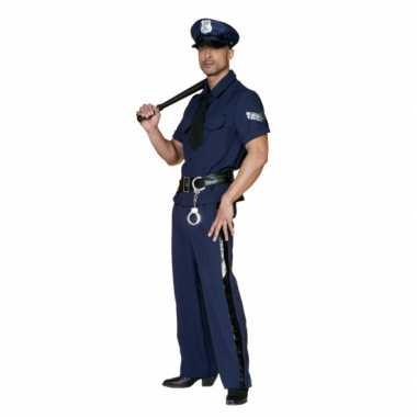 Carnavalspak Politie pak heren
