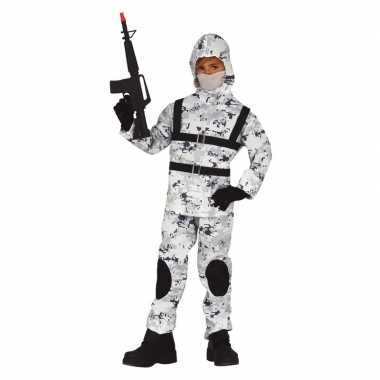 Carnavalspak special forces soldaat uniform jongens