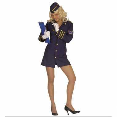 Carnavalspak Stewardess pakje dames
