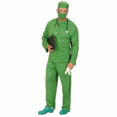 Chirurg carnavalspak heren