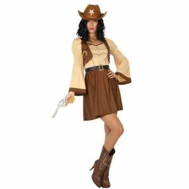 Cowgirl cassidy western carnavalspak dames