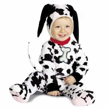 Dalmatier carnavalspak baby s