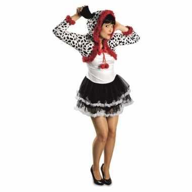 Dalmatier carnavalspak dames
