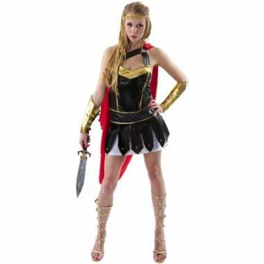 Damens gladiator carnavalspak
