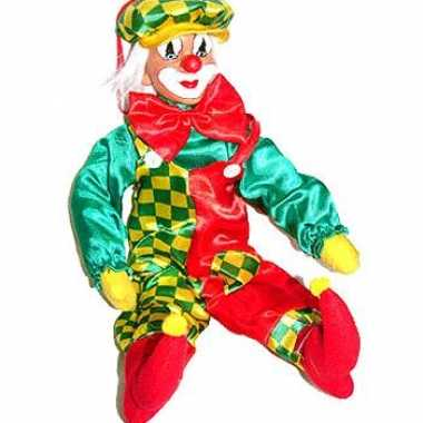 Deco clown carnaval