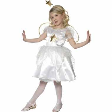 Engelen carnavalspak meisje