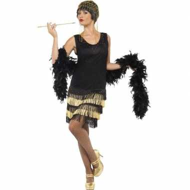 Flapper twenties carnavalspak dames