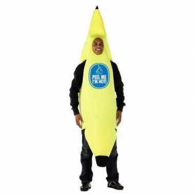 Fun carnavalspak banaan