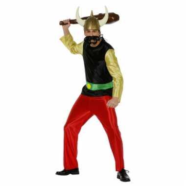 Gallier verkleed carnavalspak