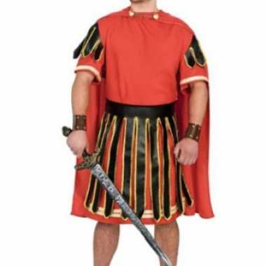 Gladiator carnavalspak heren