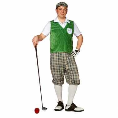 Golfer carnavalspak