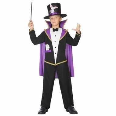 Goochelaar carnavalspak verkleedpak