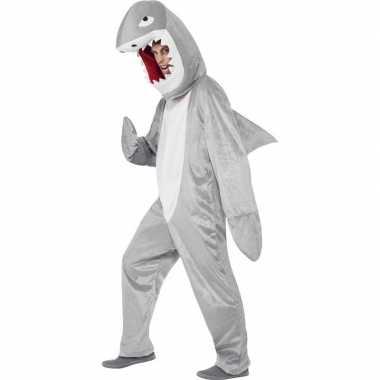 Haaien carnavalspak volwassenen