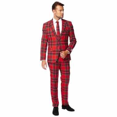 Heren verkleedcarnavalspak the lumberjack business suit