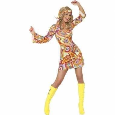 Hippie carnavalspak dames