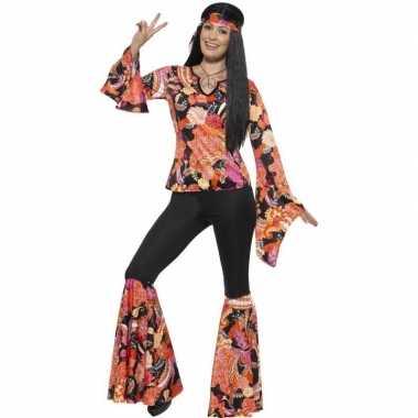 Hippie carnavalspak willow dames