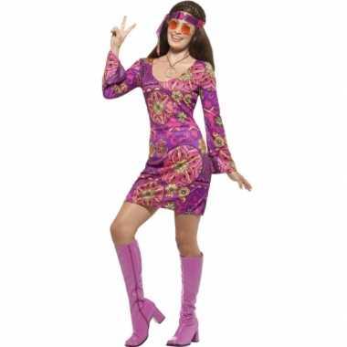Hippies woodstock carnavalspak dames