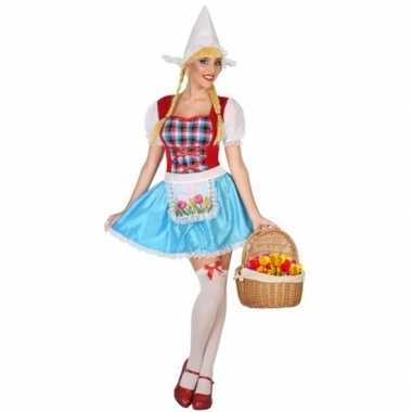 Hollands meisje carnavalspak dames