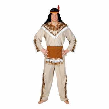 Indianen verkleed carnavalspak adahy heren