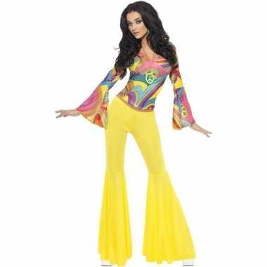 Jaren //hippie carnavalspak dames
