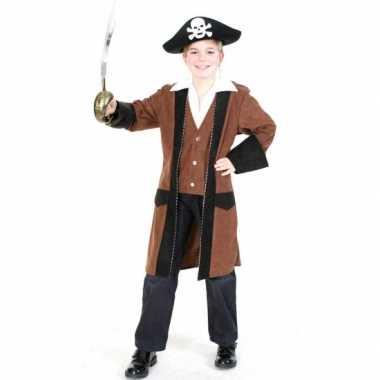 Kinder carnavalspak piraat