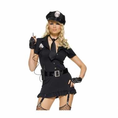 Leg avenue carnavalspak sexy politie