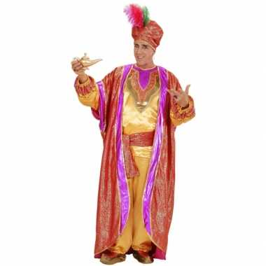 Luxe sultan carnavalspaks heren