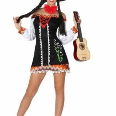 Mexicaanse carnavalspak dames