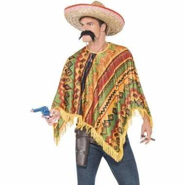 Mexicaanse carnavalspak heren